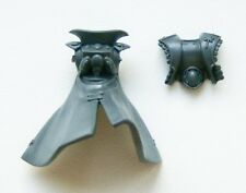 Warhammer 40K Eldar Harlequin Troupe Master Torso Front & Coat
