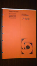 Bang and olufsen service manual beovox 5 beolab 3000 5000 original repair book