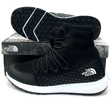 The North Face Touji Mid Lace Black Urban Explore Boots Mens Shoes Sz 9 $150 NIB