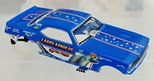 Auto World AFX Slot Car Body (4 Gear) 1972 Cuda Larry Arnold King Fish..New