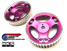 HKS Adjustable Vernier Slide Cam Timing Pulley Set-For Mitsubishi EVO VII 7 CT9A