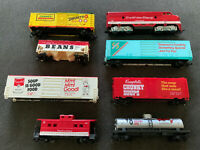 Vintage Life-Like HO Scale Electric Train Set ~ CAMPBELL'S SOUP COMPANY