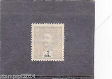 PORTUGUESE INDIA D. CARLOS I 1 R. (1903)    MH