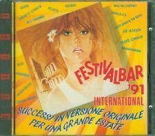 Festivalbar '91 International - Queen/Roxette/Paul Mccartney/Enigma Cd scellé