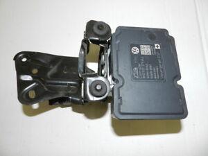 VW Golf 6 TDI ABS Hydraulikblock mit Steuergerät 1K090739AJ 1K0614517AT