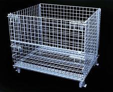 "Wire Mesh Basket - 40""L x 48""W x 36""H"