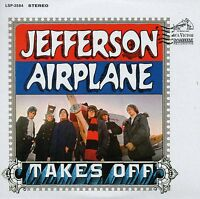 ★☆★ CD JEFFERSON AIRPLANE Takes Off - Mini LP - CARD SLEEVE 19-track  ★☆★