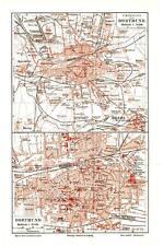 Stadtplan. DORTMUND. 1905.