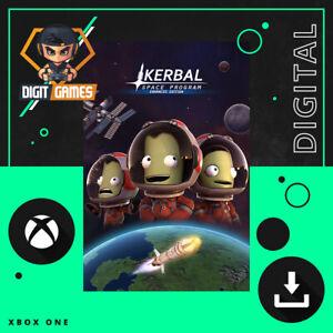Kerbal Space Program Enhanced Edition - Microsoft Xbox One / Digital Download