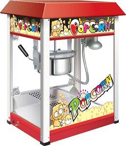 B New Commercial Popcorn Machine Electric Pop Corn Maker Popper Party