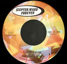 Beach Boys - Surfin' Safari/Surfer Girl, Scepter/Wand Forever SWF 21,082, US 7""