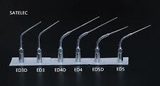 Dental Broken Instrument EndodonticTips ED3 ED3D ED4 ED4D ED5 ED5D for SATELEC