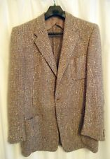 Vintage McGregor tweed mens' sportscoat 1950s 100% wool classic