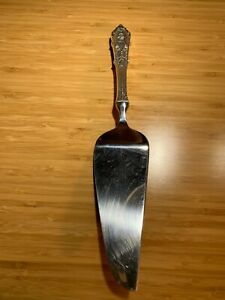 Wallace Sterling ROSE POINT - Pie/Cake Server - Very nice condition, Lovely!!