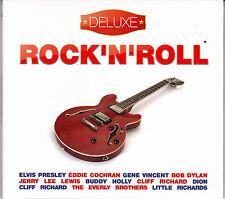 CD DIGIPACK 20T ROCK'N'ROLL PRESLEY/COCHRAN/DYLAN/DION/BEACH BOYS/SHADOWS NEUF