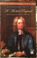 Dover Thrift Editions: A Modest Proposal and Other Satirical Works by...