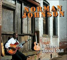 Norman Johnson : If Time Stood Still Jazz 1 Disc CD