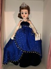 "New ListingMadame Alexander Hall Of Fame 20� Doll ""Majestic Midnight� Nib, Coa, Le."