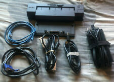 Dell Pro2x docking station with power and cables see pictures