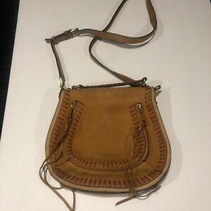 Rebecca Minkoff  Saddle Bag  Hippy Boho Medium Bag