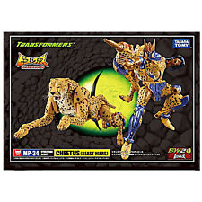 Transformers MP-34 Beast Wars Chitasu Cheetor Figure IN STOCK NEW 100% Takara