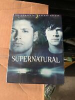 Supernatural - The Complete Second Season (DVD, 2007, 6-Disc Set)