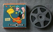 Film super 8 - Popeye enlevé par les Martiens