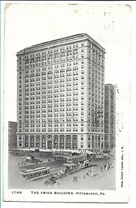 Pittsburgh, PA - Frick Building 1908