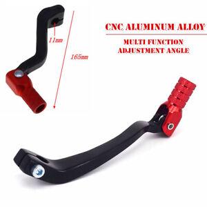 165MM CNC Foldable Gear Lever Foot Bracket Kick Starter Pedal For 250 110 150 CC