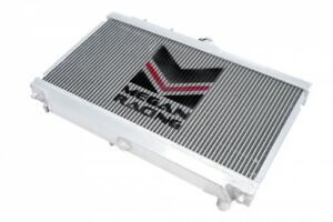 Megan Racing Performance Aluminum Radiator for Mazda Miata MX-5 99-05 MT NB New
