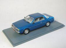 Mitsubsihi Sapporo coupé (azul metalizado) 1982
