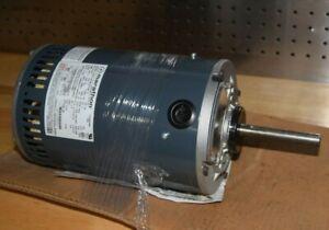 (NEW) MARATHON ELECTRIC RWC 56T805519BP 1hp 3Ph Type TS Condenser Fan Motor