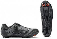 MTB Shoes Northwave mod. 'Scorpius 2 Plus', col Black/Anthra; Brand New