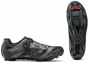 MTB Shoes Northwave mod. 'Scorpius 2 Plus', col Black/Anthra; Brand New