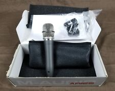 M-Audio Aries Condenser Vocal Microphone New! Free Shipping!