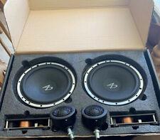 "Audio Dynamics 3000 Component Speakers 6.5"""
