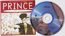 PRINCE CD The Hits 12 Track UK PROMO ONLY 1993 Mint / Unplayed