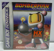 BOMBERMAN TOURNAMENT - GAME BOY ADVANCE - GBA NINTENDO BOXED NEW