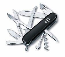 Victorinox HUNTSMAN 1.3713.3 Schwarz 15 Funktionen Schweizer Taschenmesser