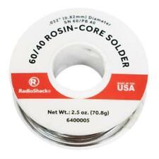 Radioshack Snpb 6040 Rosin Core Solder 0032 25 Oz Catalog 6400005