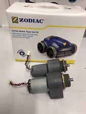 Polaris Zodiac Vortex Tune Up And 2 X Gearbox Motors