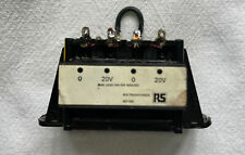 More details for rs components 207-223 mains transformer 6va supply 120 or 240vac output 20vac