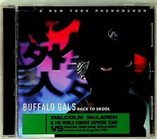 MALCOLM MCLAREN- RAKIM/KRS ONE/SOULSON- Buffalo Gals Back To Skool JAPAN CD 1998