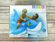 Intex Friendly Shark Inflatable Ride On Float 56567, New in Box