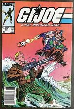G.I. Joe #60  9.2 NM- First Print (Todd McFarlene art) Unlimited Shipping $3.99