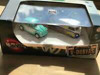 Hot Wheels 100% - V DUBYAS Set - VW Beetle & Van