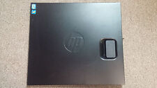 HP Side Panel Cover Lid Top 6000 6200 6300 Pro 8200 8300 Elite Desk 800 SFF