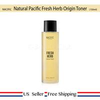 NACIFIC NATURAL PACIFIC Fresh Herb Origin Toner 150ml RENEW + Free Sample [US]