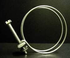 Doppeldrahtschelle Drahtschelle komplett aus Edelstahl W4 Größen: 11mm bis 205mm