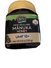 TRADER JOE'S MANUKA HONEY Mother Earth 8.8 oz UMF 10+ New Zealand